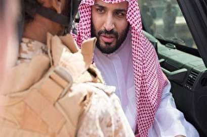 أميران يهددان عرش الملك المنتظر..