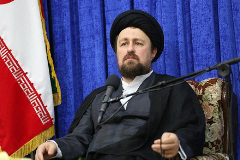سید حسن خمینی: الاتفاق النووی غیّر اتجاه الرای العام العالمی لصالح ایران