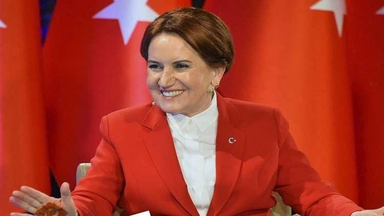 زعيمة حزب معارض في تركيا تستقيل من منصبها