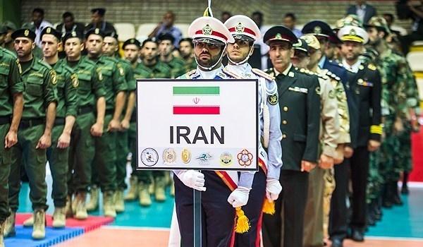 ايران تشارك بـ 386 لاعبا بدورة الالعاب العسكرية 2018