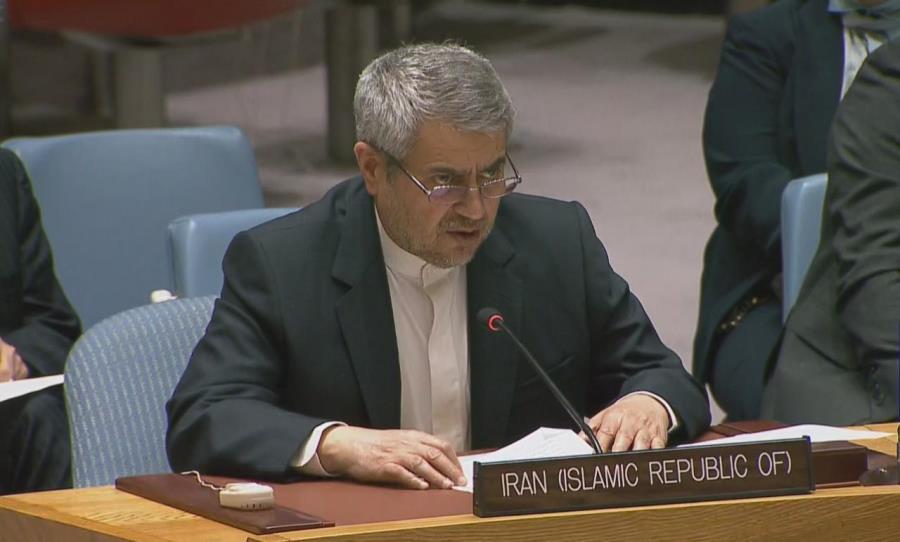 ایران: امرdكا مسؤولة عن اعمال زمرة 'خلق' الارهابیة