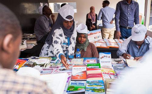 صور.. الصومال تنظم معرض هرجيسا الدولى للكتاب