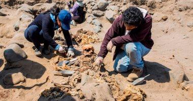 اكتشاف 136 مقبرة يرجع تاريخها إلى عام 770 قبل الميلاد بالصين