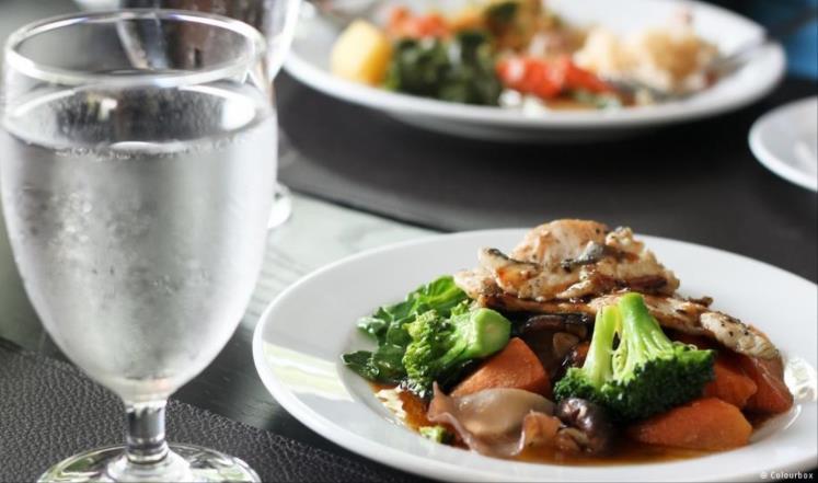 حيلة لتقليل السعرات الحرارية بطعامك