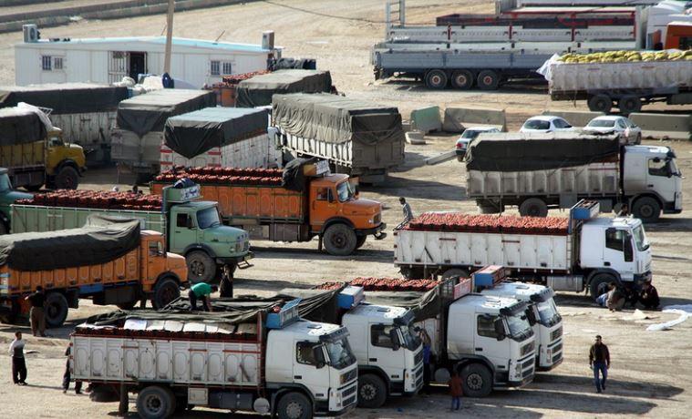 زيادة صادرات محافظتی أردبيل و کرمانشاه في ربیع هذا العام