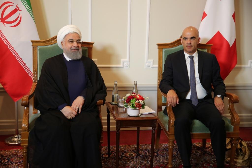 روحانی: ایران لم تكن البادئة باثارة التوتر فی المنطقة ابدا