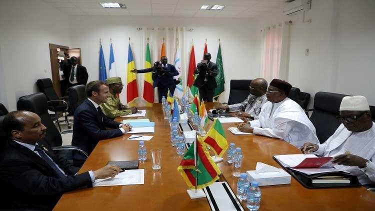 عقد اتفاقيتي تعاون بين فرنسا وموريتانيا خلال زيارة ماكرون لنواكشوط