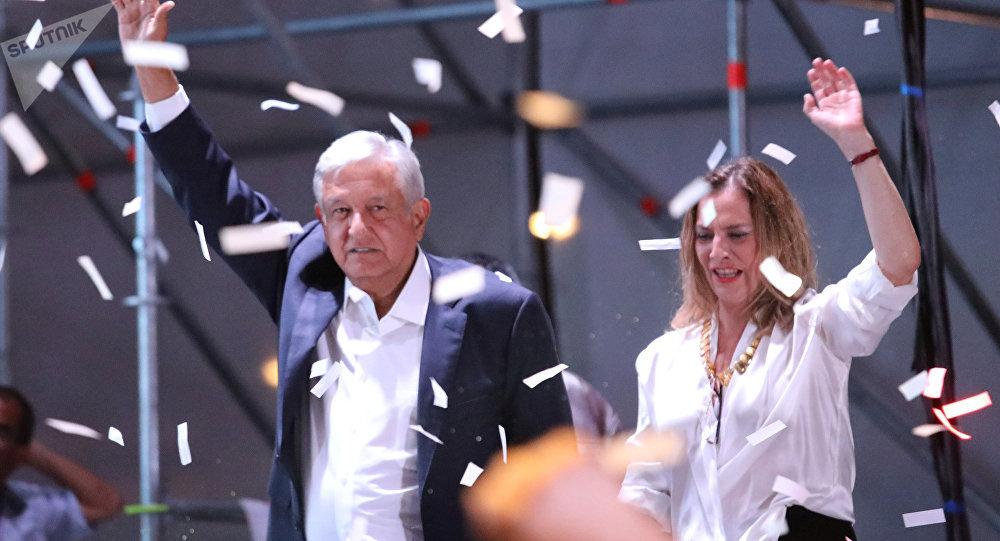 بعد فرز 92% من الأصوات... أوبرادور رئيسا للمكسيك لـ 6 سنوات مقبلة