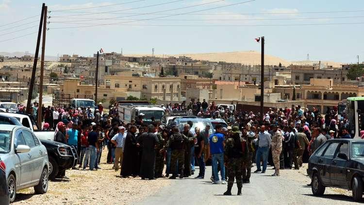 الدفاع الروسية: 1.2 مليون مواطن سوري عادوا إلى منازلهم