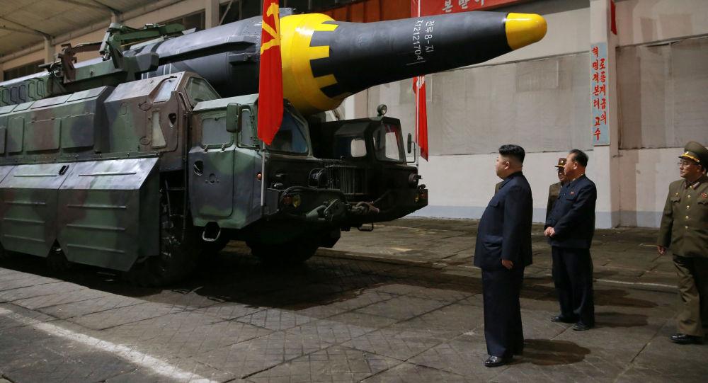 كوريا الشمالية تصنع صواريخ جديدة قادرة على الوصول إلى أمريكا