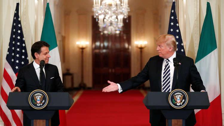 ترامب يعلن عن خطط بناء موانئ في أوروبا لاستقبال الغاز الأمريكي