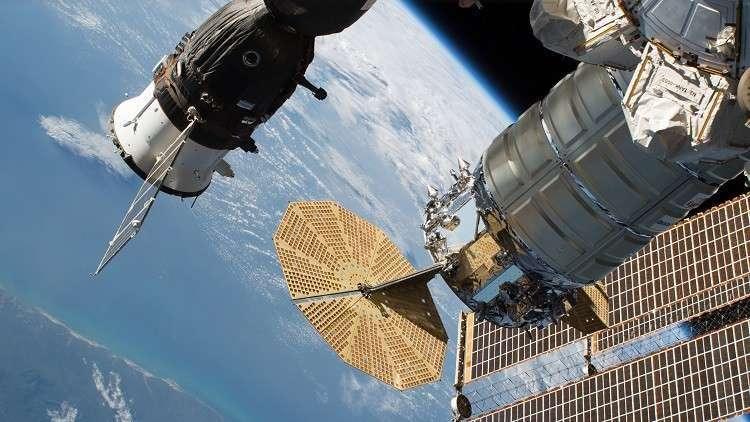 المياه تتسرب إلى أحد مختبرات المحطة الفضائية الدولية!