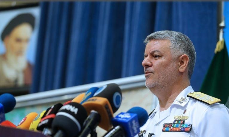 قائد سلاح البحرية: نحافظ علي أمن مضيق هرمز بكل اقتدار