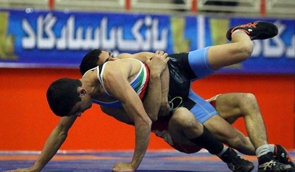 3 ميداليات ملونة لناشئة ايران في بطولة العالم للمصارعة الحرة