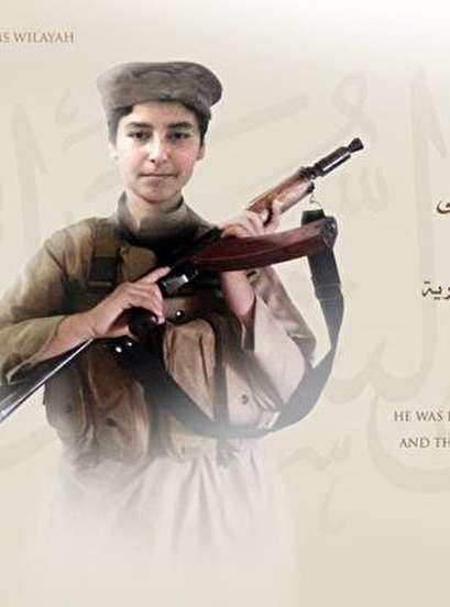 تنظيم الدولة يعلن مقتل نجل