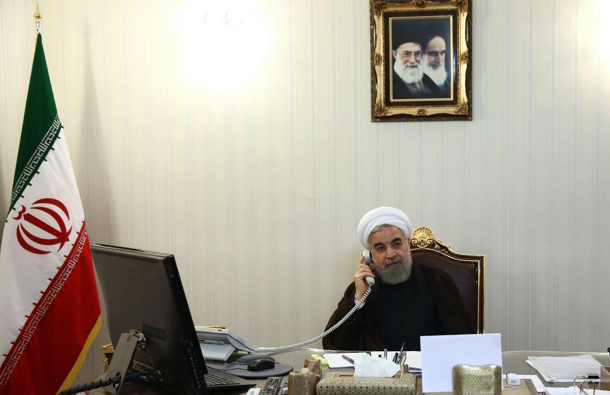 روحانی: سنواصل التعاون مع اوروبا ان كان اجتماع وزراء الدول الخمس باعثا علي الامل