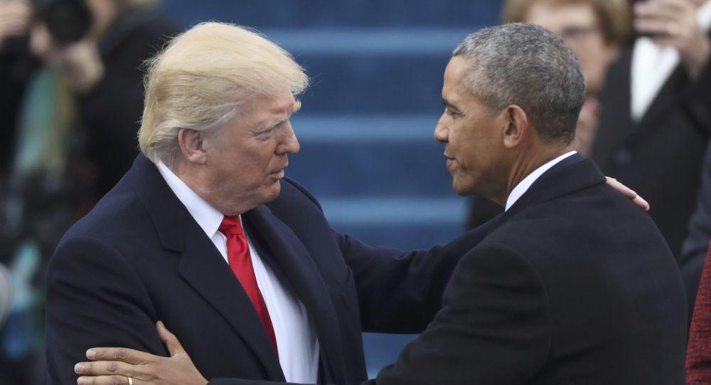 ترامب: أوباما كان على وشك الحرب مع كوريا الشمالية