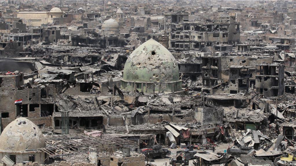 54 ألف منزل مدمر في الموصل و380 ألف مشرّد لا يستطيعون العودة