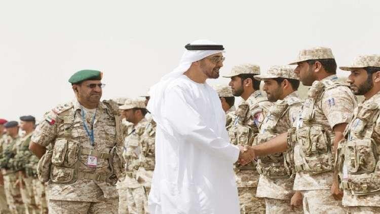 القوات المسلحة الإماراتية تزيد مدة الخدمة الوطنية