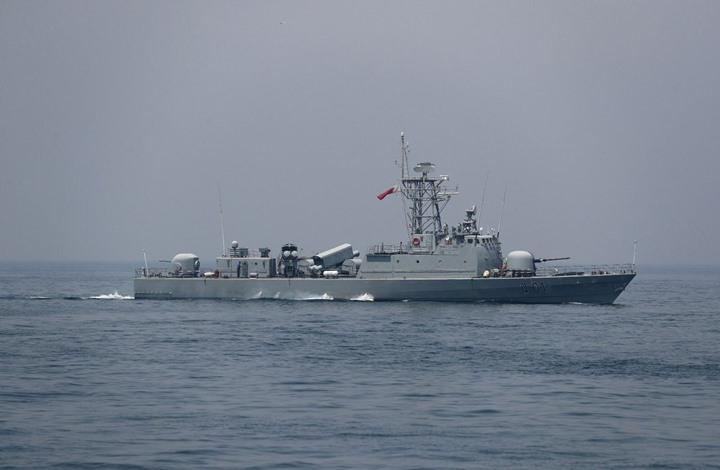 مناورات بحرية مشتركة بين القوات القطرية والأمريكية
