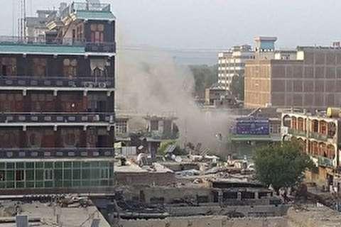سماع دوي إنفجار غربي العاصمة الأفغانية كابول