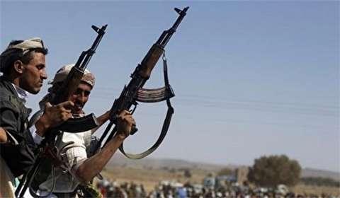 القوات اليمنية تسيطر على عدد من المواقع بنجران