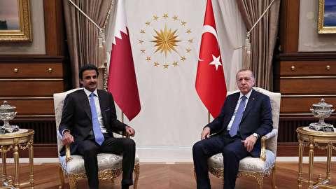 تركيا بعد إعلان أمير قطر: سنخرج أقوياء بعد هذه المرحلة