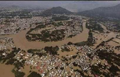 مصرع 324 شخصا جراء الفيضان جنوبي الهند