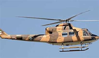 طيران الجيش الايراني يطور مدى صواريخ مروحياته الى 12 كم