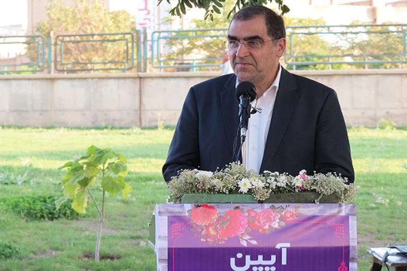 وزیر الصحة: اضافة 25 الف سریر لمستشفیات البلاد خلال 5 أعوام