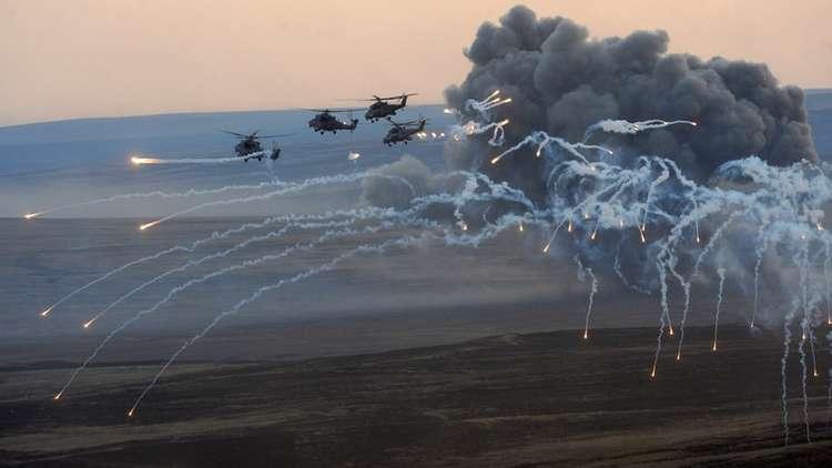 الدفاع الروسية: انطلاق مناورات