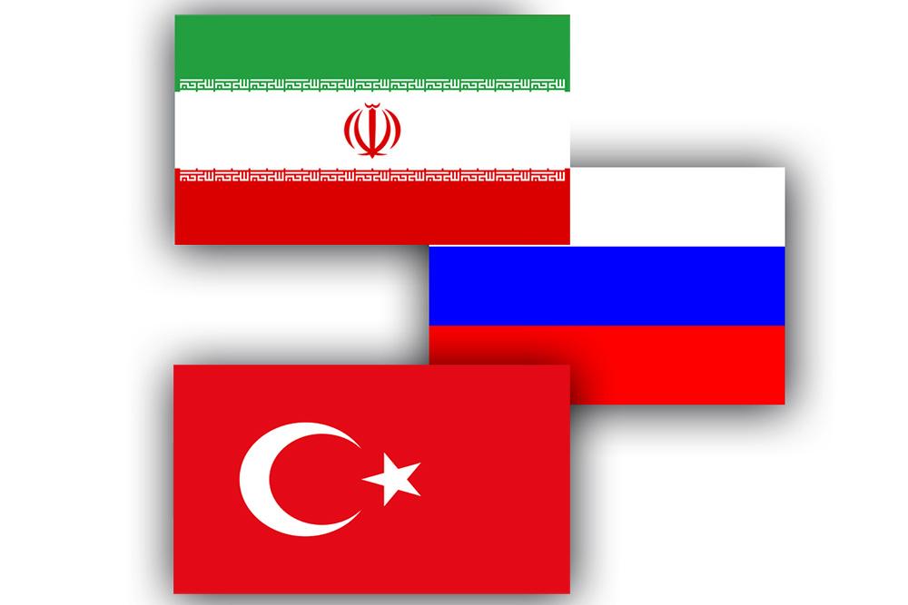 اتفاق ايران وروسيا وتركيا بشأن قوائم المرشحين للجنة الدستورية من قبل الحكومة السورية والمعارضة
