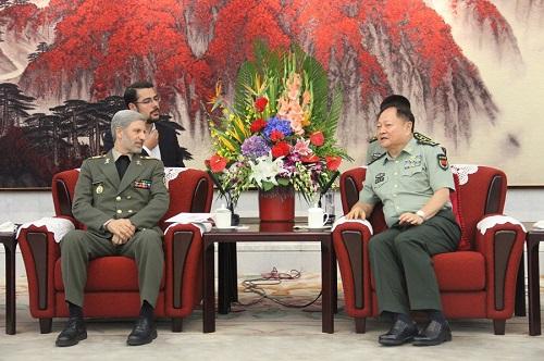 وزير الدفاع: امريكا تثير الفوضي في النظام الدولي