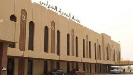 مصدر يكشف تفاصيل جديدة بشأن القذائف التي سقطت قرب مطار البصرة