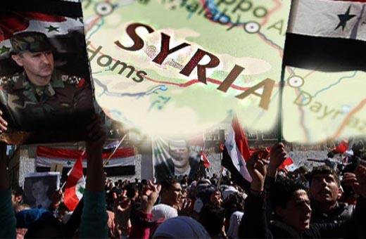 سورية المُنتَصرةً و السعوديّة وقطر .. مَشْهَدٌ غايةٌ في الغَرابة!