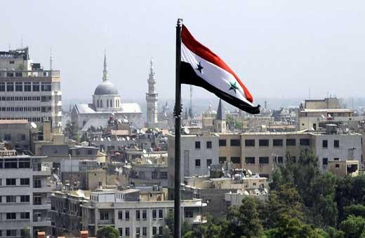 التهافت العربي على سوريا
