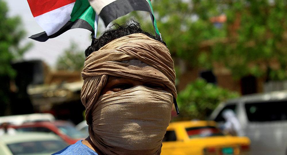 اجتماع في الولايات المتحدة بشأن السودان
