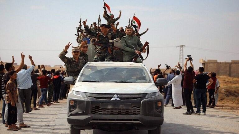 مسؤول سوري: جيشنا مستعد لدخول الرقة