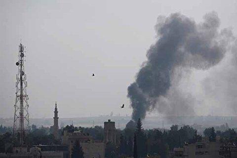 قصف على محيط بلدة رأس العين شمالي سوريا بعد ساعات من إعلان الهدنة