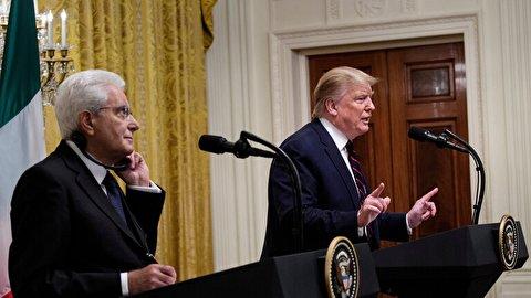 ترامب: علاقات الولايات المتحدة وإيطاليا تمتد إلى العصر الروماني!