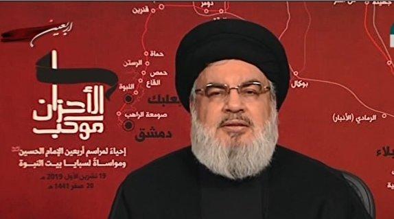 السيد نصر الله : على الحكومة أخذ العبرة مما جرى والعمل بمنهجية جديدة