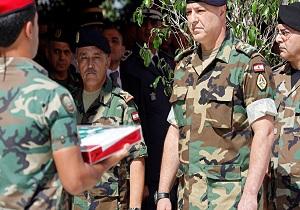 الجيش اللبناني يؤكد تضامنه مع مطالب المتظاهرين ويدعوهم للتعبير بشكل سلمي