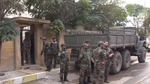 الجيش السوري يشتبك مع فصائل موالية لأنقرة في ريف الحسكة