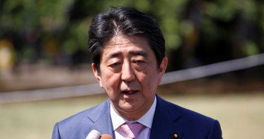 شينزو آبى يعقد محادثات مع زعماء العالم على هامش حفل تنصيب إمبراطور اليابان
