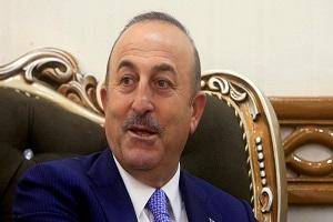 جاويش أوغلو: مقترح ألمانيا بتشكيل منطقة عسكرية آمنة شمال سوريا