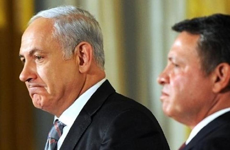 إحباط إسرائيلي من عدم إحياء ذكرى اتفاق السلام مع الأردن