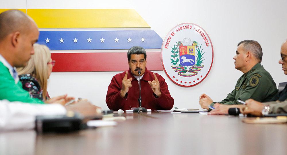 مادورو يحمل صندوق النقد الدولي مسؤولية الاحتجاجات في الإكوادور