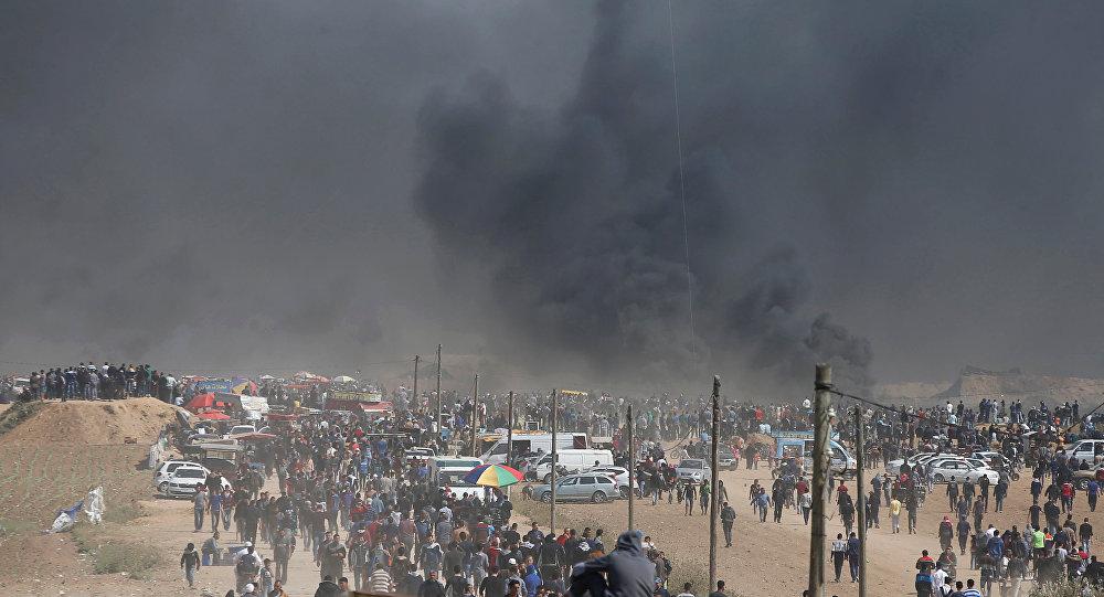 غزة... استعدادات للمشاركة في جمعة