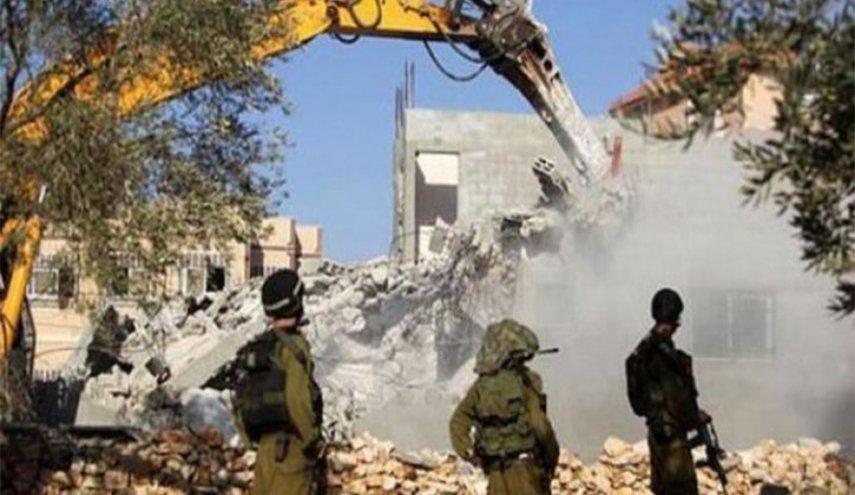 كيان الاحتلال يخطط لتهجير 300 فلسطيني وهدم منازل في قلنسوة