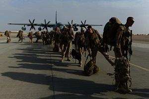 أمريكا تعلن عن عدد الجنود الباقين في سوريا